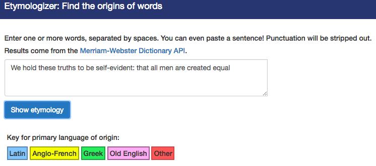 etymologizer-user-input